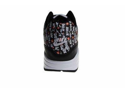 """Nike Air Max 1 Premium """"Just Do It"""" Black 875844 009 Heren Sneakers"""