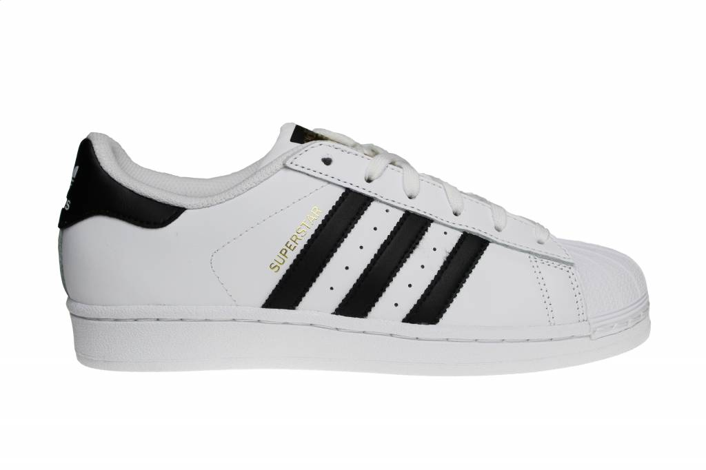 Adidas Superstar J (Juniors) WitZwartGoud C77154