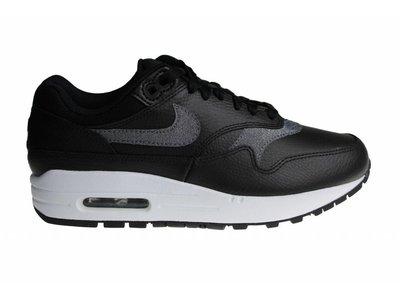 "Nike W Air Max 1 SE ""Glitter"" Zwart AT0072 002 Dames Sneakers"