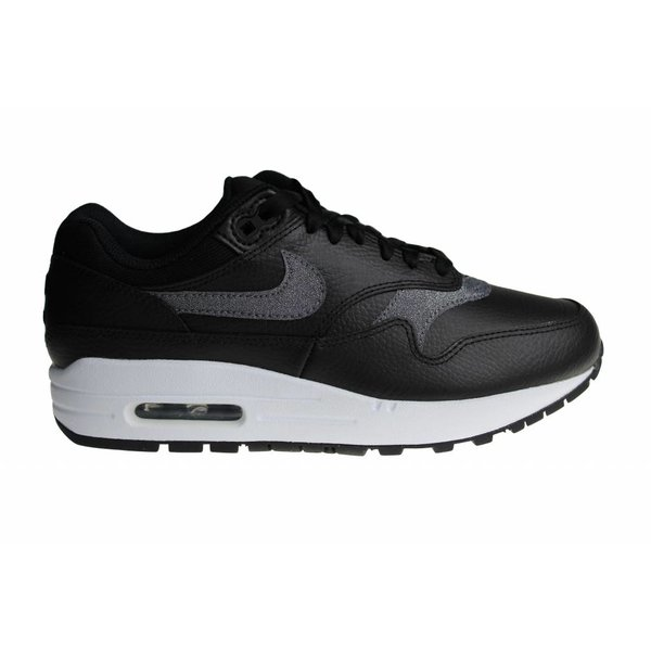 "Nike W Air Max 1 SE ""Glitter"" Black AT0072 002 Women's Sneakers"