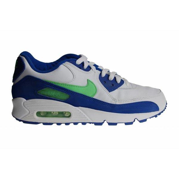Nike Air Max '90 (Wit/Blauw/Groen) 312642 131 Heren Sneakers