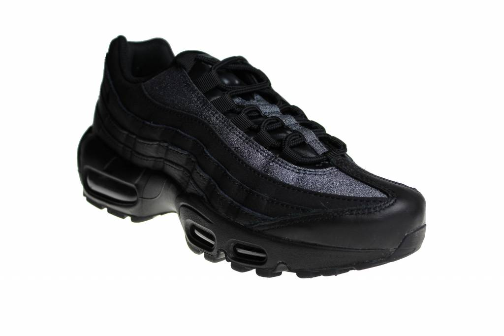 low priced 61d6f b9bdc Nike W Air Max 95 SE Glitter AT0068 001 Womens Sneakers