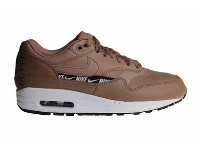 Nike Wmns Air Max 1 SE (Brown/Black/White) 881101 201 Women's Sneakers