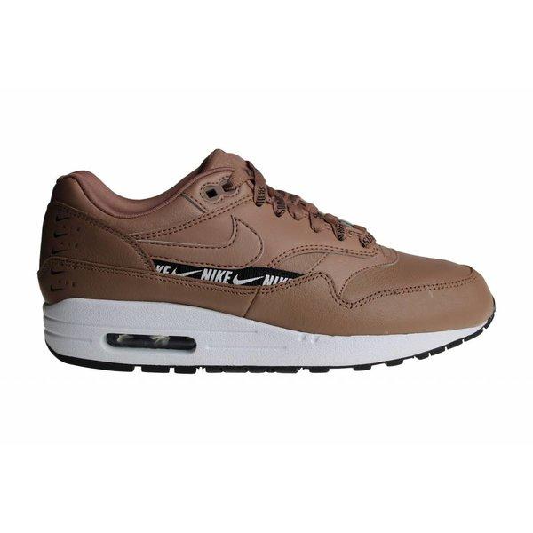 Nike Wmns Air Max 1 SE (Bruin/Wit/Zwart) 881101 201 Dames Sneakers