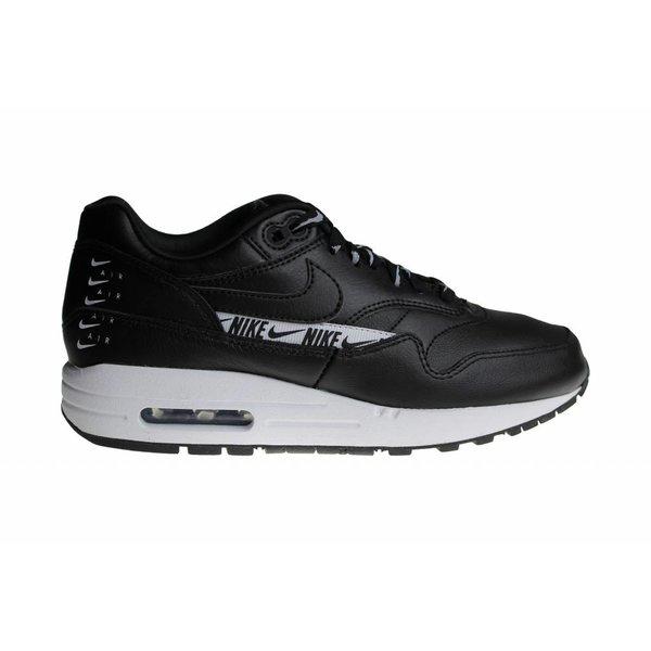 Nike Wmns Air Max 1 SE (Black/White) 881101 005 Women's Sneakers