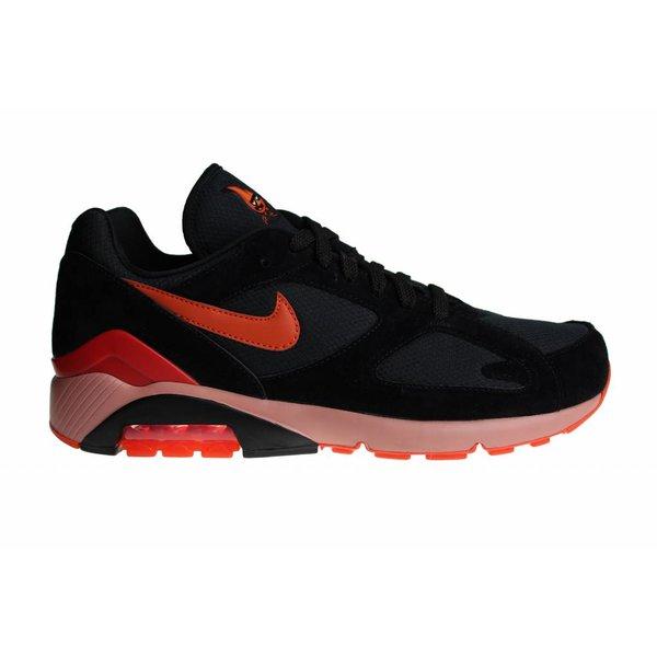 Nike Air Max 180 Zwart/Oranje AV3734 001 Heren Sneakers