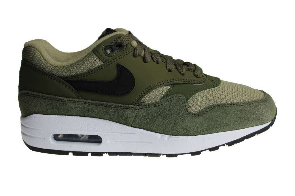 Nike Wmns Air Max 1 319986 304 Legergroen Dames