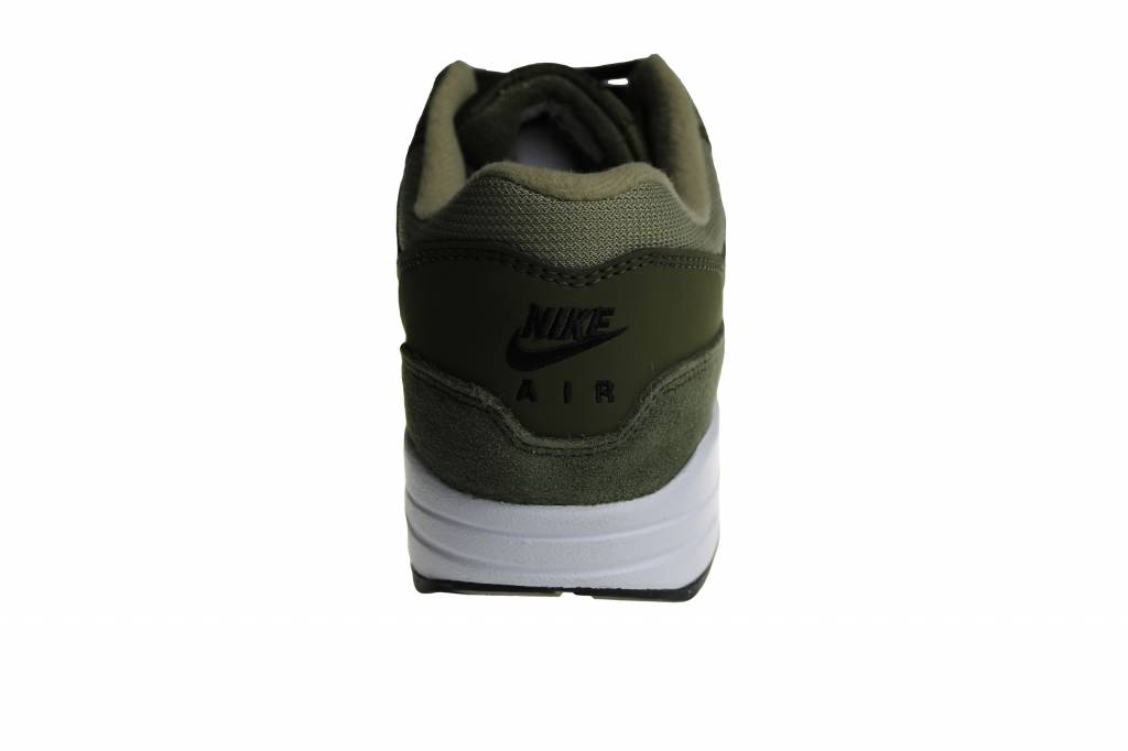 Nike Wmns Air Max 1 (Army GreenWhite) 319986 304 Women's Sneakers