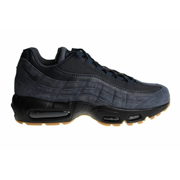 Nike Air Max 95 SE (Black/Grey/Anthracite/Brown) AJ2018 002 Men's Sneakers