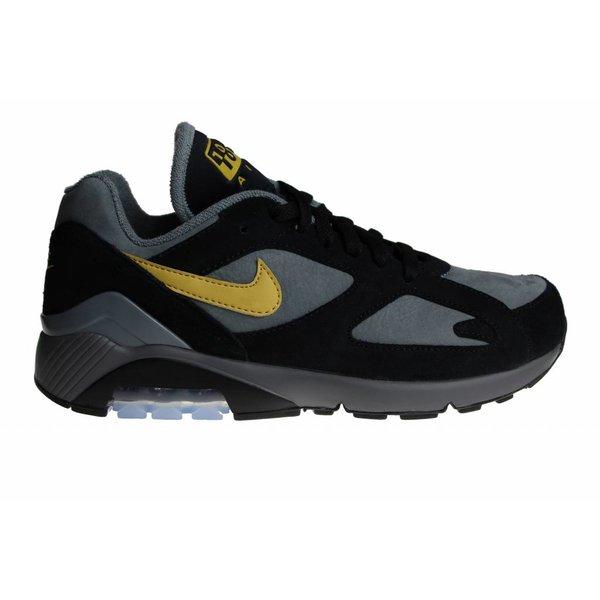 Nike Air Max 180 Black/Grey/Yellow AV7023 001 Men's Sneakers