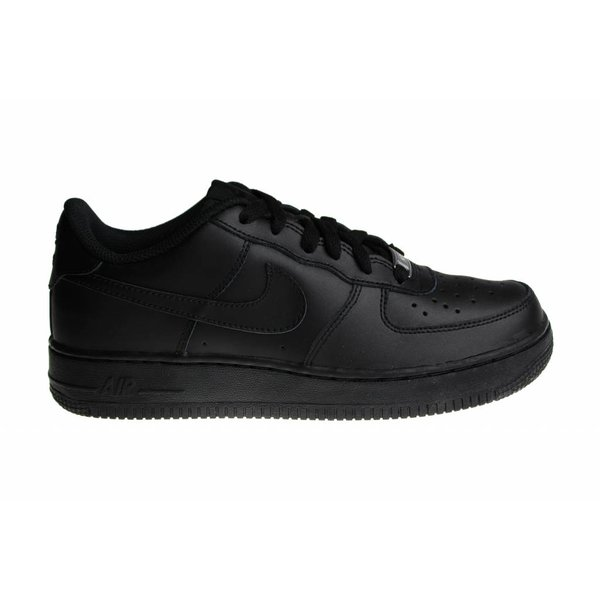 Nike Air Force 1 (GS) Zwart Laag 314192 009 Junioren Sneakers