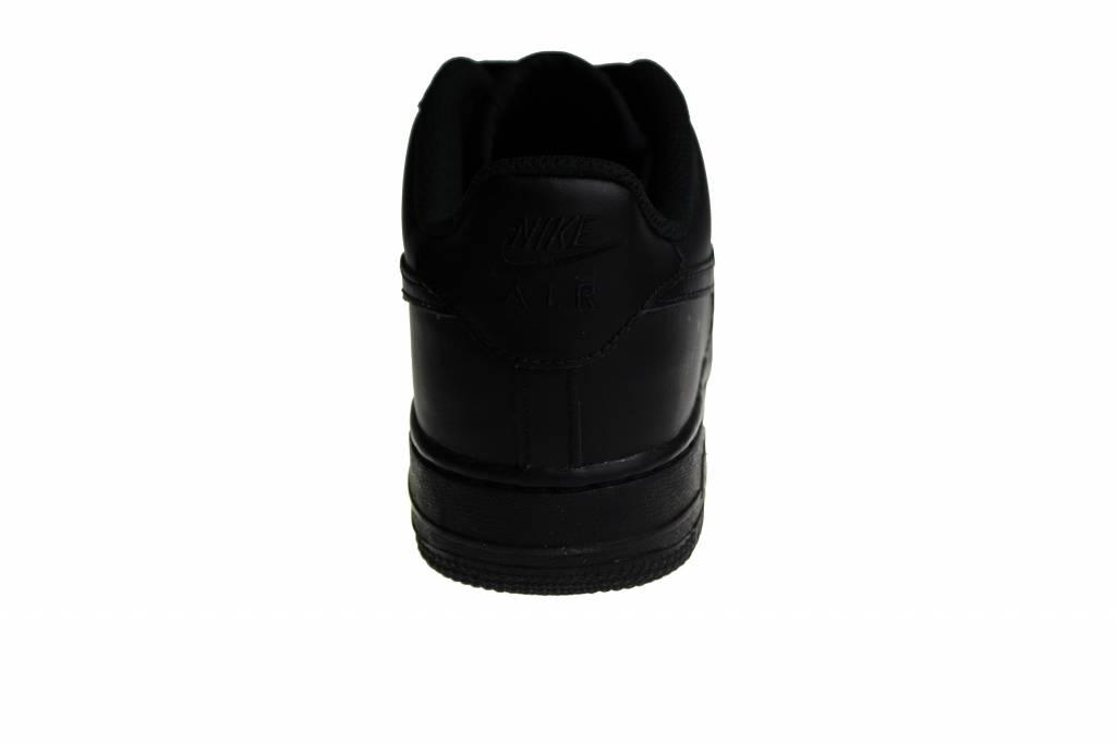 Nike Air Force 1 (GS) Black Low 314192 009 Juniors' Sneakers