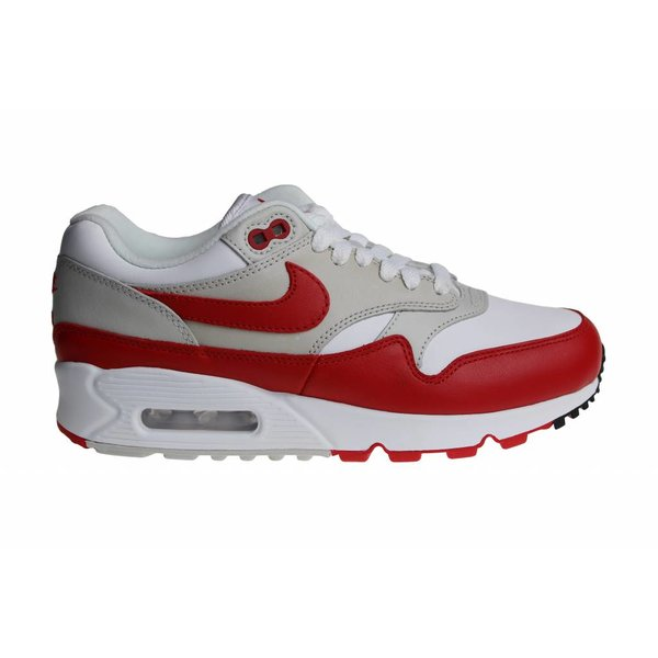 "Nike Air Max 90/1 ""OG Red"" AJ7695 100 Heren Sneakers"