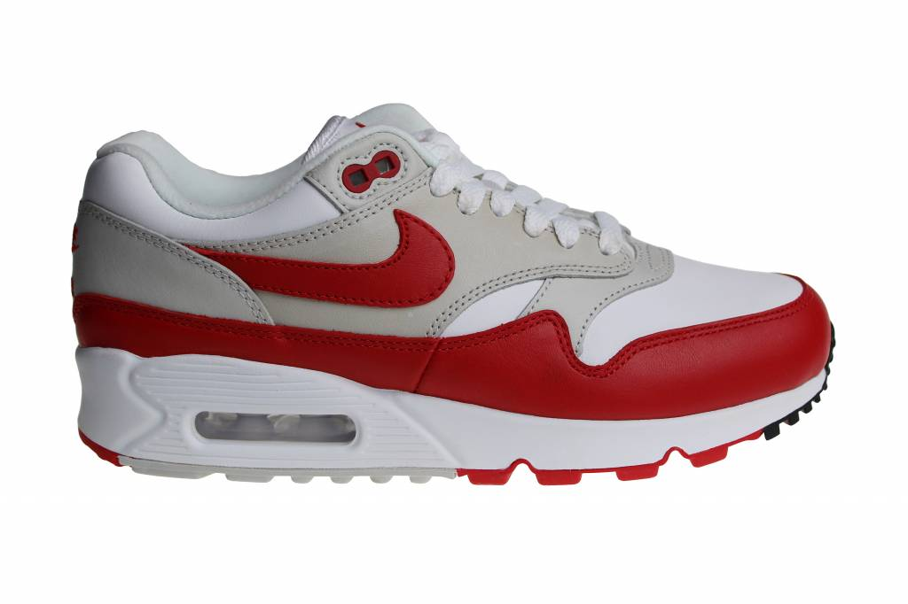 nike air max rood wit heren