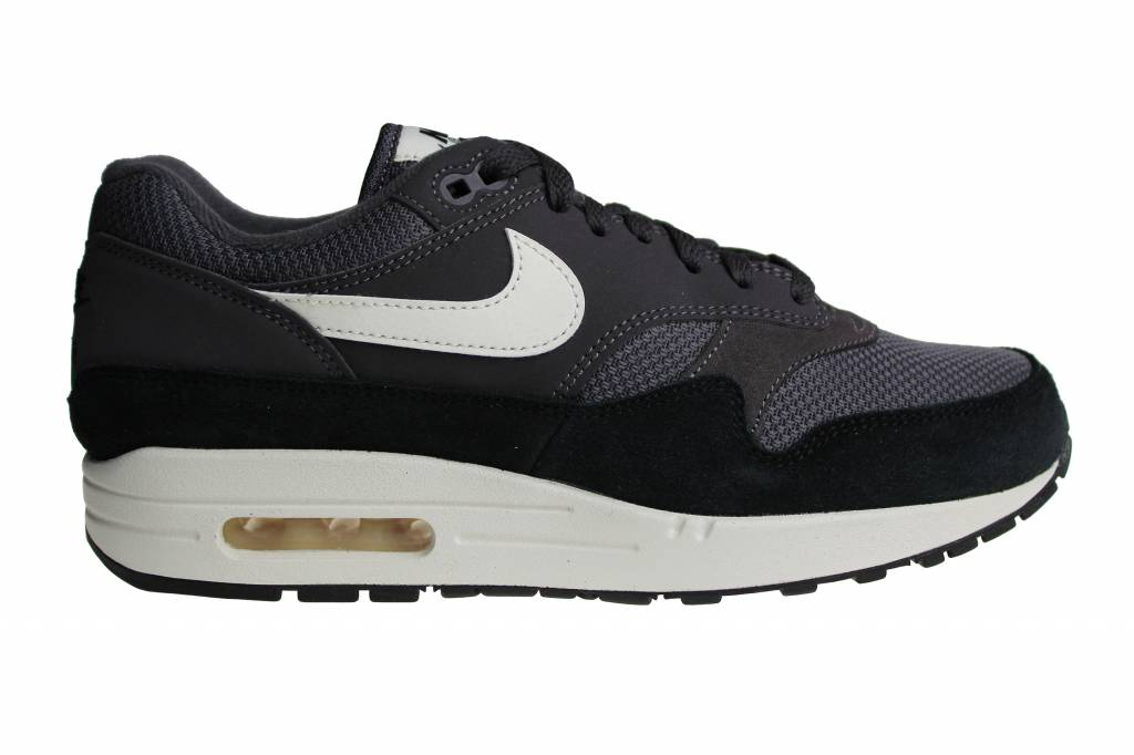 huge discount 18e6f c0889 Nike Air Max 1 (Black Gray White Off-White) AH8145 012 Men s Sneakers