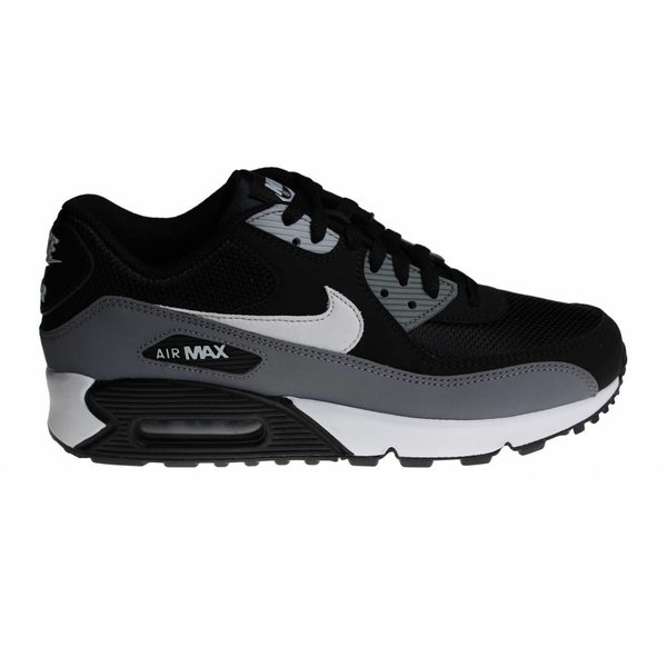 Nike Air Max 90 Essential (Zwart/Grijs/Wit) AJ1285 018 Heren Sneakers