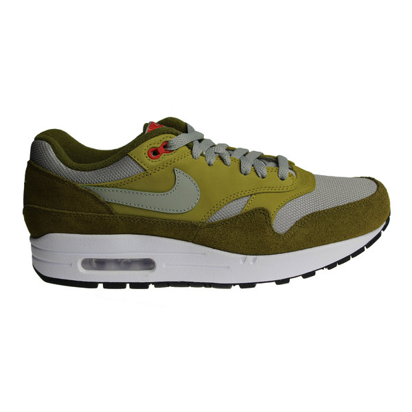 "Nike Air Max 1 Premium Retro ""Green Curry"" Atmos 908366 300 Heren Sneakers"