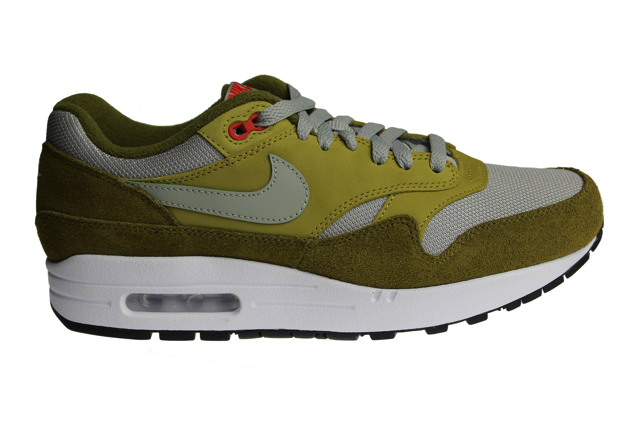 Nike Air Max 1 Premium Retro Green Curry 908366 300