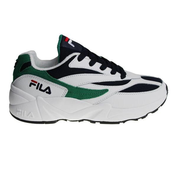 Fila V94M Low (White/Green/Black) 1010255.00Q Men's Sneakers