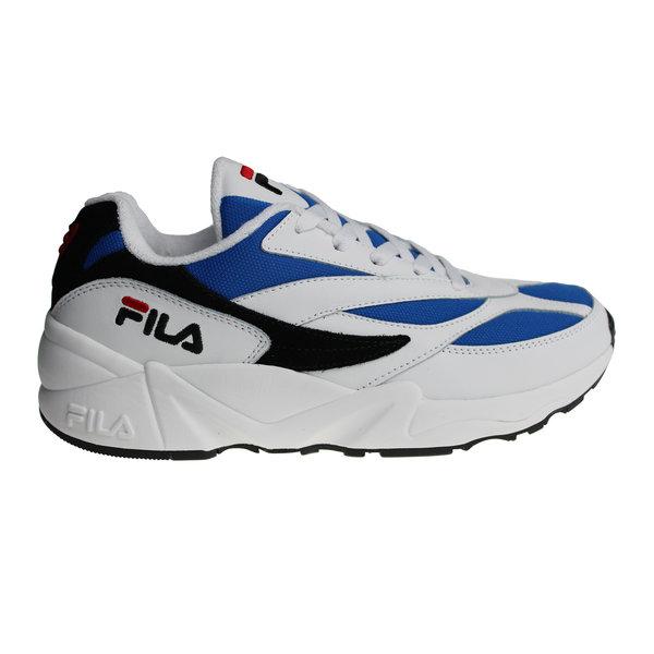 Fila V94M Low (Wit/Blauw/Zwart/Donkerblauw/Rood) 1010255.01U Heren Sneakers