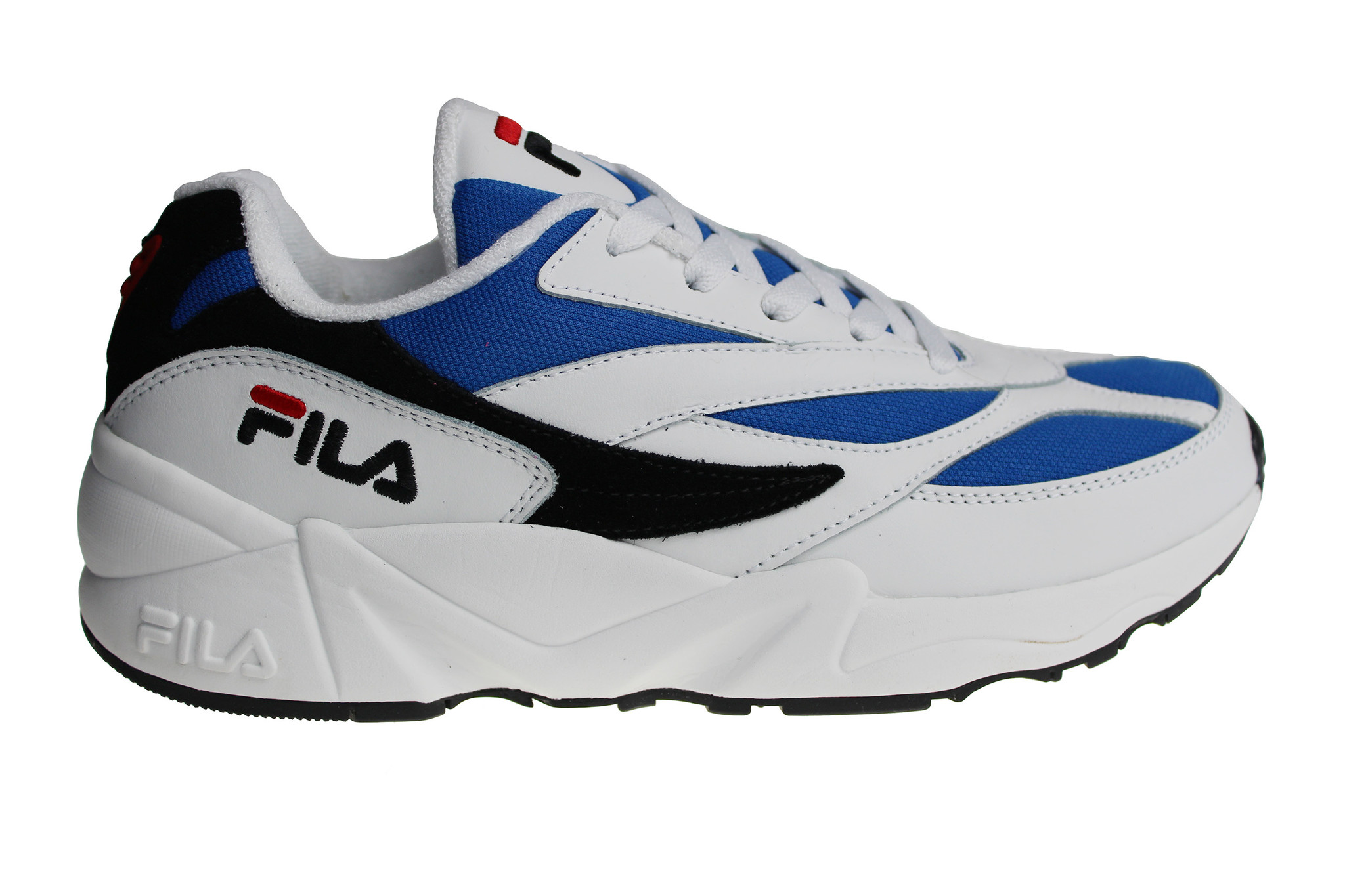 Fila V94M Low 1010255.01U White/Blue/Black Men