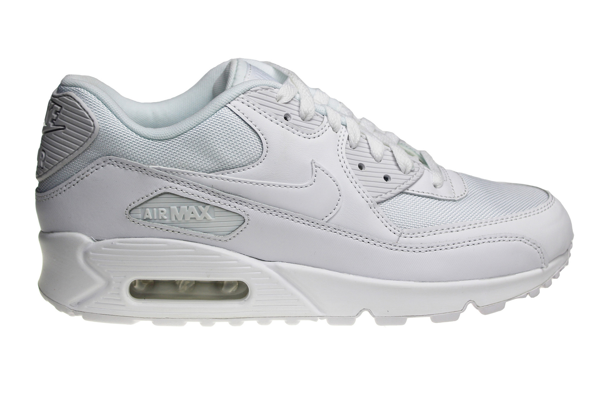 Nike Air Max 90 Essential 537384 111 Geheel Wit