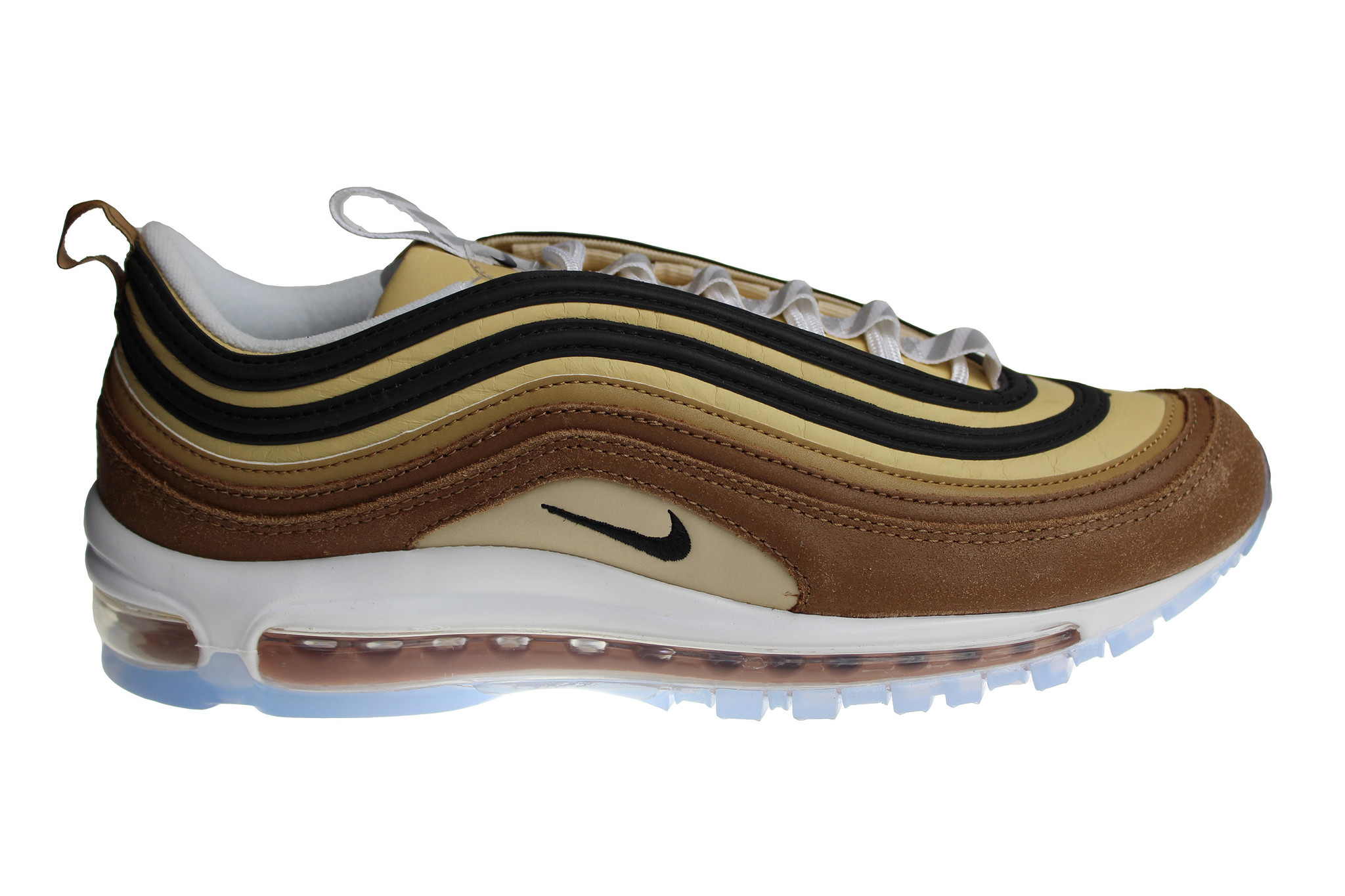 f3ac918f7f Nike Air Max 97 Men's Shoes 921826 201 Brown/Beige