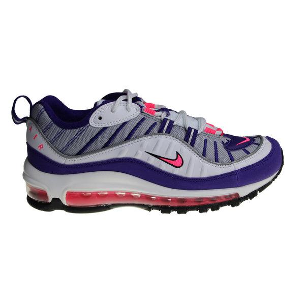 Nike W Air Max 98 Roze/Wit/Blauw/Grijs AH6799 110 Dames Sneakers