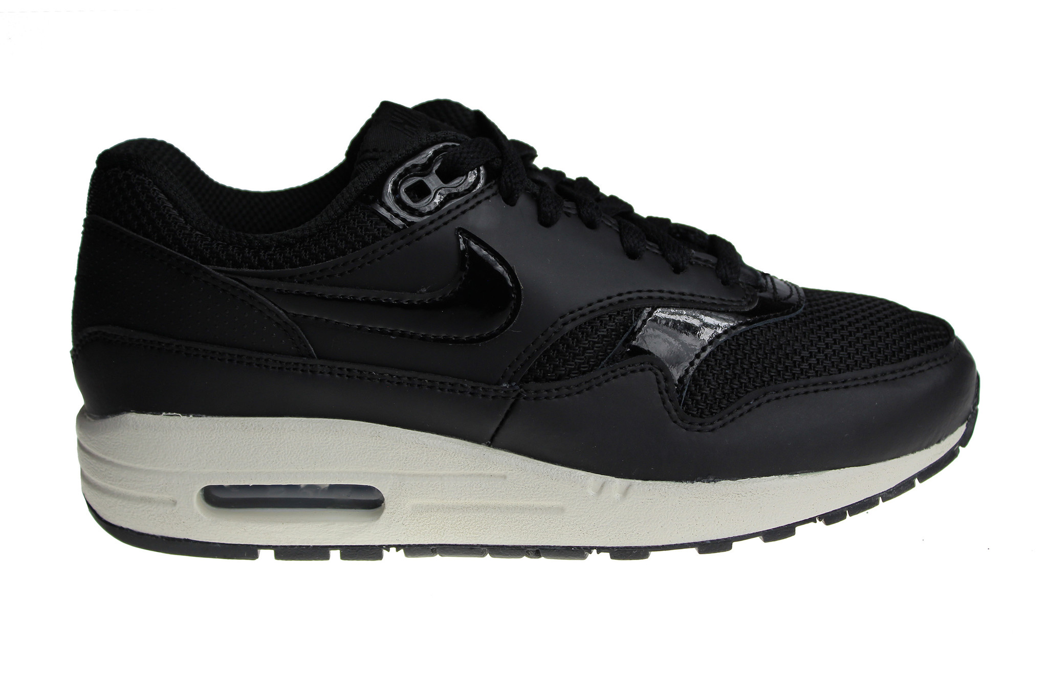 air max 1 dames zwart