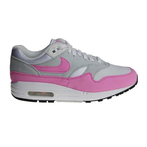 Nike W Air Max 1 Ess (Roze/Grijs/Wit) BV1981 101 Dames Sneakers