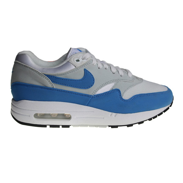 Nike W Air Max 1 Ess (Blauw/Grijs/Wit) BV1981 100 Dames Sneakers