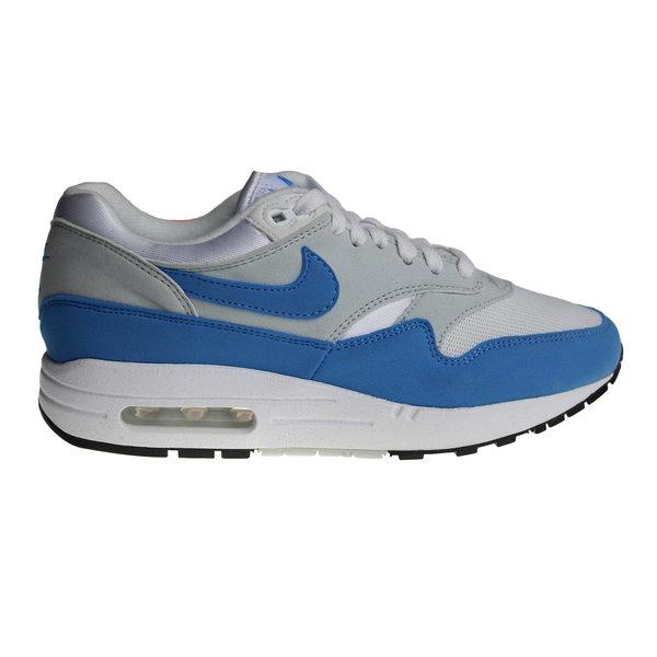 Nike W Air Max 1 Ess (Blue/White/Grey) BV1981 100 Women's Sneakers