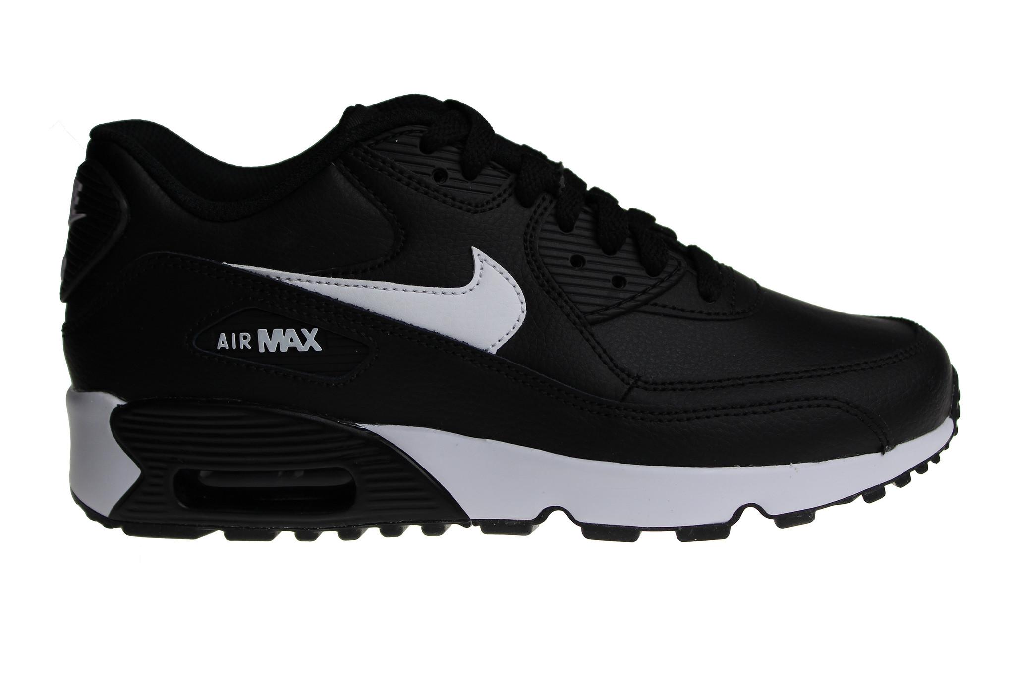Nike Air Max 90 LTR (GS) 833412 025 BlackWhite