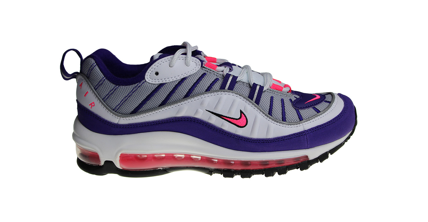 Nike Air Max 98 wordt mode