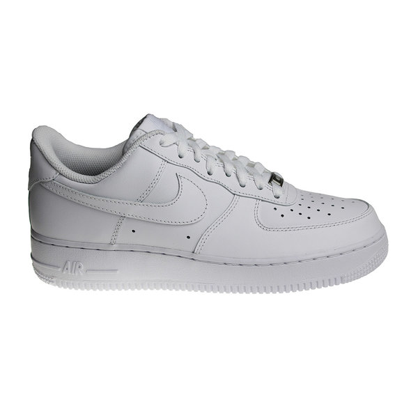 Nike Air Force 1 (GS) All White 314192 117 Juniors' Sneakers