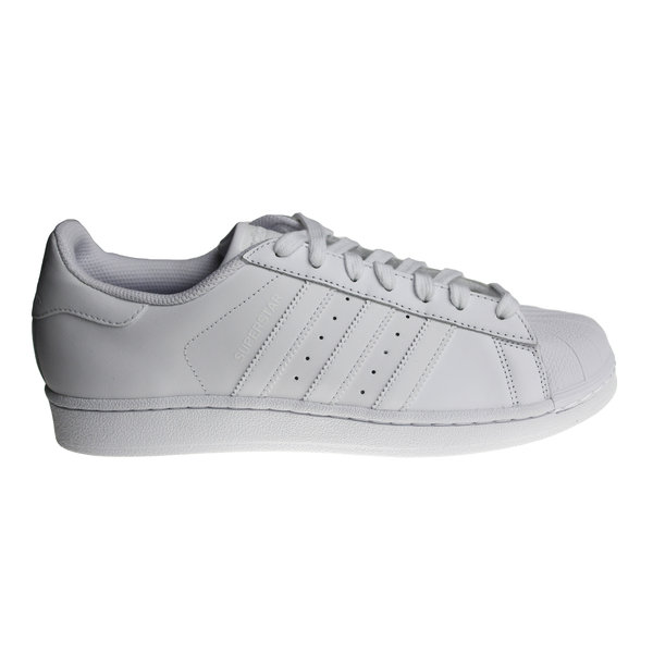 Adidas Superstar Foundation (All White) B27136 Men's Sneakers