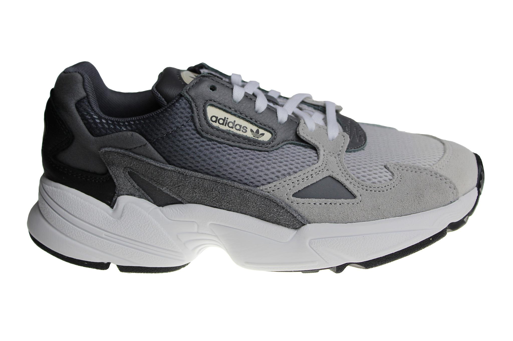 Adidas Falcon W EE5106 (Grijs/Wit) Dames Sneaker