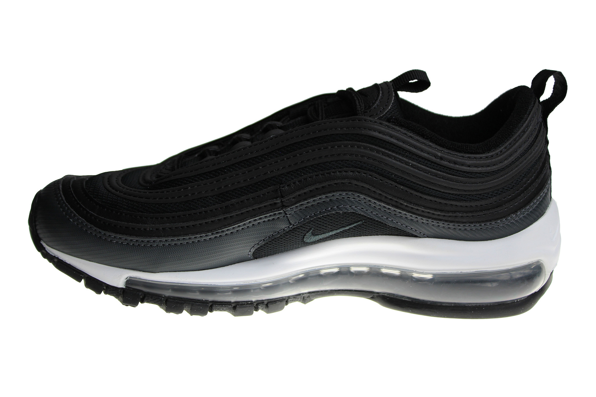 0199a69c74 Nike Air Max 97 EP (GS) Black/Anthracite/White BV0051 001 Juniors' Sneakers