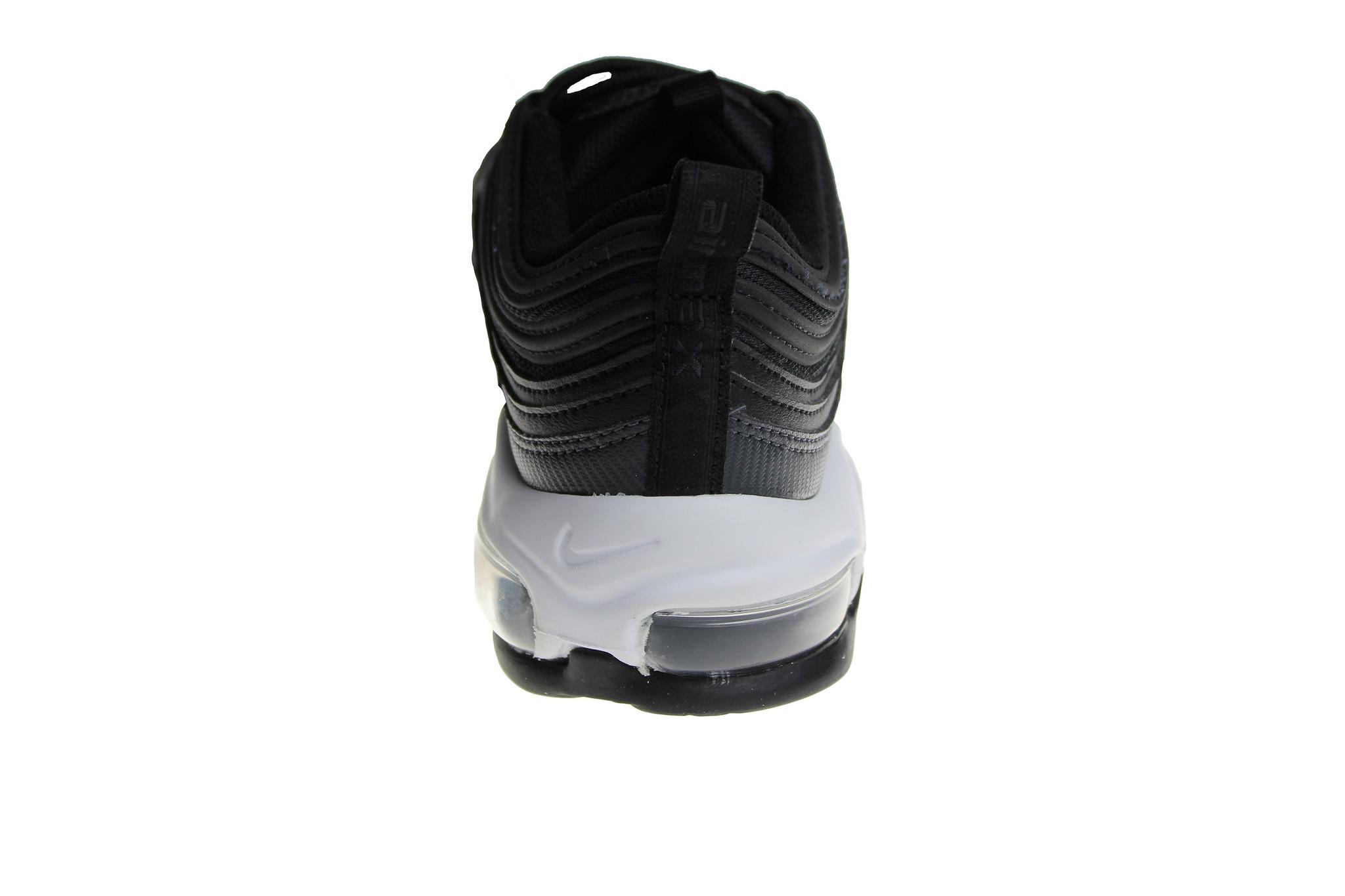 Nike Air Max 97 EP (GS) ZwartAntracietWit BV0051 001 Junioren Sneakers