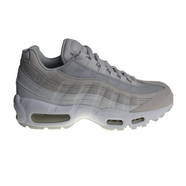 Nike Wmns Air Max 95 Prm (Bright Gray/White) 807443 018 Women's Sneakers