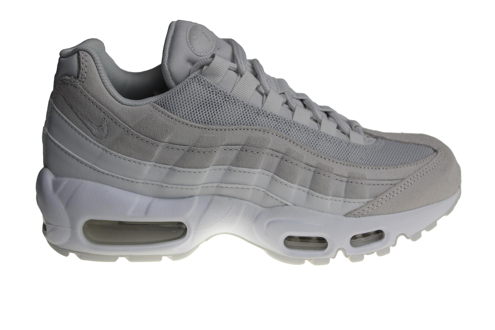 sports shoes 05480 057d1 Nike Wmns Air Max 95 Prm 807443 018 (Grey/White)