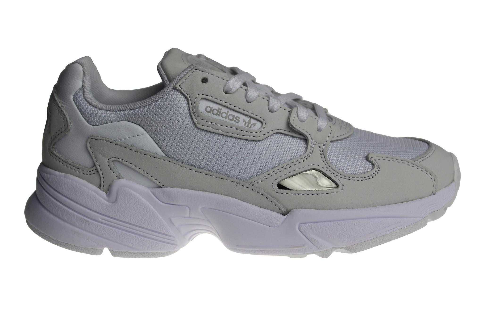 Adidas Falcon W (Wit) B28128 Dames Sneaker