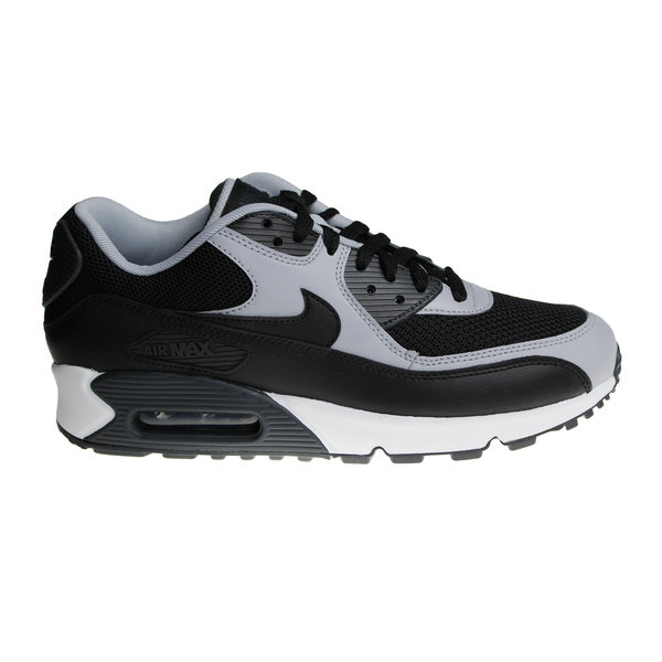 Nike Air Max 90 Essential (Black/Grey/White) 537384 053 Men's Sneakers