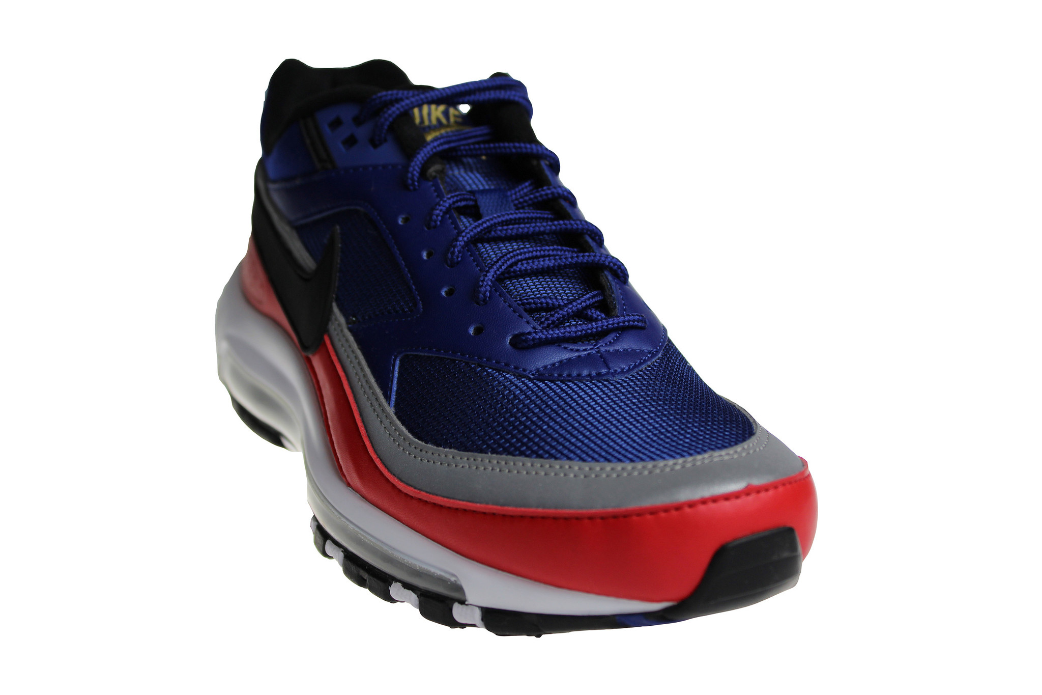 Nike Air Max 97BW (Classic) BlauwRoodZwartGrijsWit AO2406 400 Heren Sportschoenen