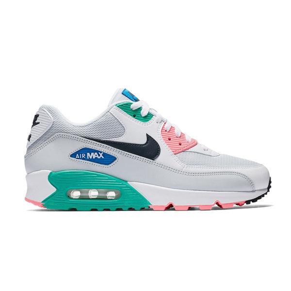 """Nike Air Max 90 Essential """"Watermelon"""" AJ1285 100 Men's Sneakers"""