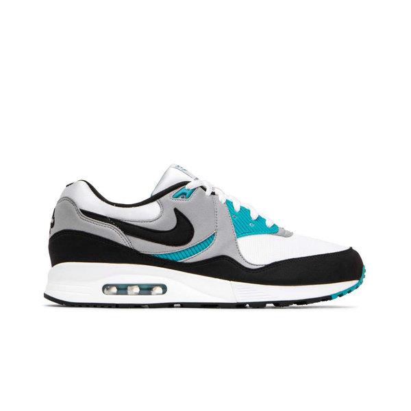 Nike Air Max Light (White/Grey/Black/Turquoise) AO8285 103 Men's Sneakers