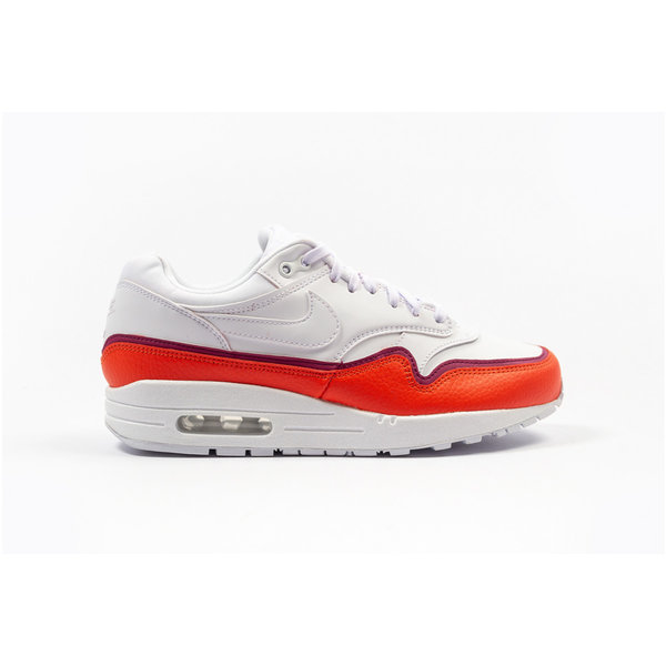 Nike Wmns Air Max 1 SE (White/Red/Purple) 881101 102 Women's Sneakers
