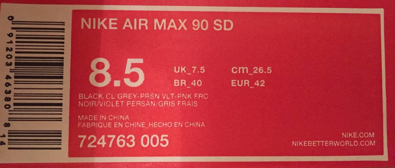 Worden originele Nike ook in China gemaakt?