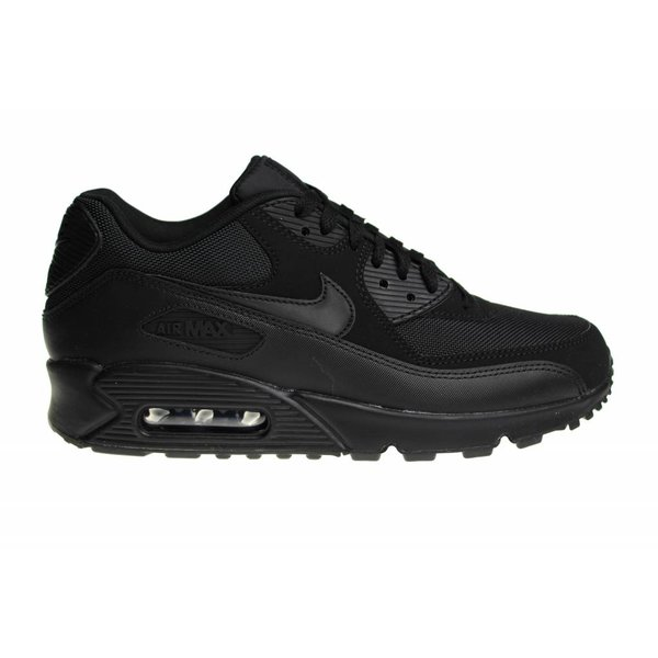 "Nike Air Max 90 Essential ""Triple Black"" 537384 090 Sneakers"