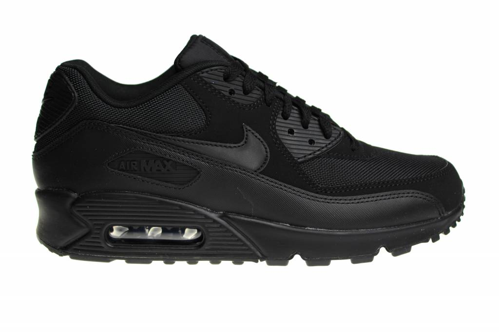 quality design 04be9 fbc49 Nike Air Max 90 Essential 537384 090 Triple Black